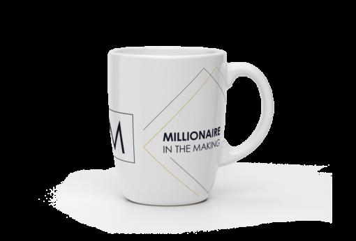 Millionaire at 22 Mug