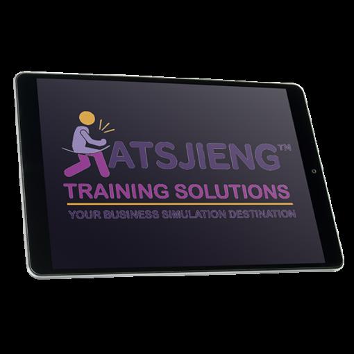 Albert van Wyk Millionaire in South Africa The KATSJIENGVILLE™ business simulation